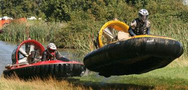 Hovercraft Racing