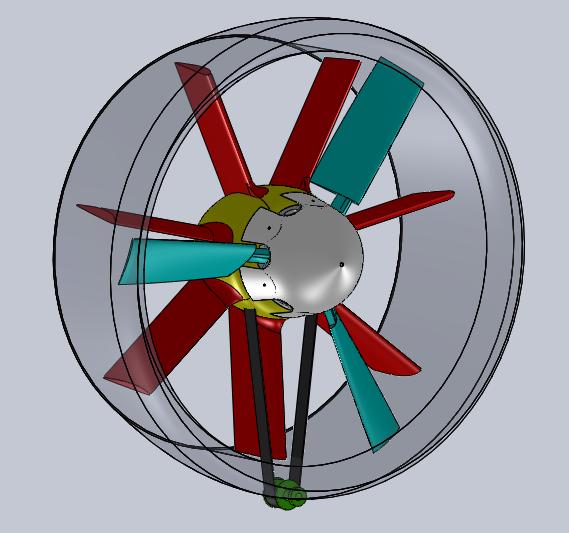 Craft Duct Fan Blade