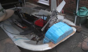 503 Peril Easter Progress Hovercraft Racing